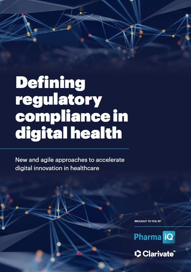 Defining regulatory compliance in digital health