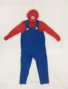 Mario Costume-maricar