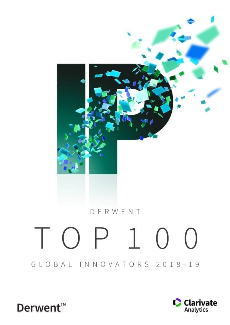 Derwent Top 100 Global Innovators 2018-19 Report - Derwent