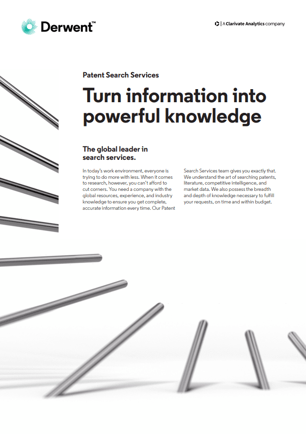 Turn information into powerful knowledge.