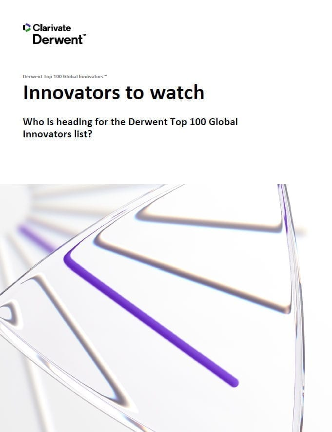 Derwent Top 100 Global Innovators
